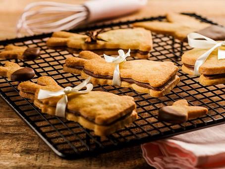 CULINÁRIAnews | Biscoitos Trufados de Páscoa