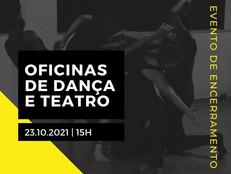 Oficinas de Dança e Teatro do Escambo Cultural fazem festa de encerramento nesse sábado (23)