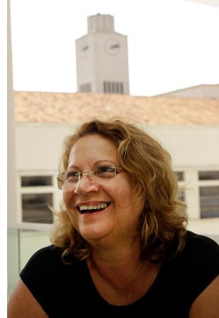 Bibliotecária Maria da Conceição