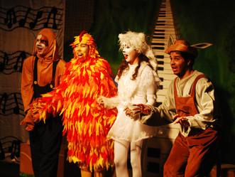 Shopping de Guadalupe recebe a peça infantil 'Os Saltimbancos'