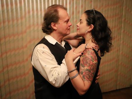 O espetáculo Hamlet e Guinevere apaixonados, estreia sexta (04/10), no Teatro Armando Gonzaga