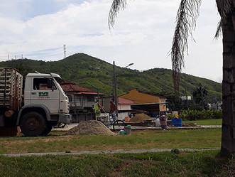 Praça D. Hélder Câmara em Sulacap começa a ganhar mais vida