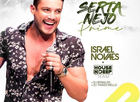 Nova casa de show inaugura na Zona Oeste com o sertanejo Israel Novaes