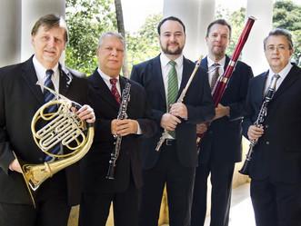 Quinteto Villa-Lobos traz a música de câmara com sabor brasileiro ao segundo Concerto 2018 na Casa F