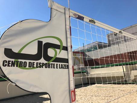 Guadalupe oferece aulas experimentais gratuitas de treinamento funcional, futevôlei e futebol