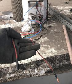 Bandidos vandalizam estação Olof Palme e levam 800 metros de cabos elétricos