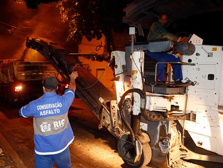 Prefeitura abre frente emergencial de programa de zeladoria em Bangu