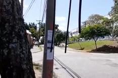 Concessionária Oi se pronuncia sobre furtos de cabos em Jardim Sulacap