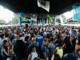 Domingo (03) acontece o Arraiá do Projeto Criolice no Viaduto de Madureira