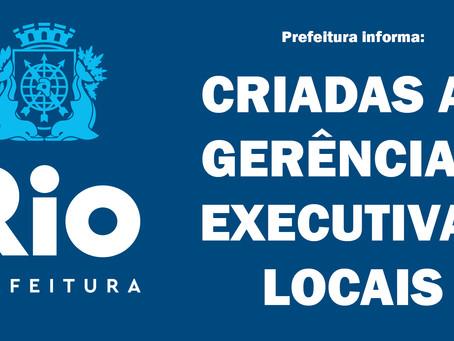 """Prefeitura informa: sai Supervisão Regional e entra a """"nova"""" Gerência Executiva Local"""