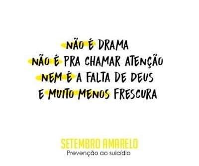 PSICOnews | Depressão não é drama, nem frescura