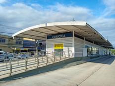 BRT conclui reforma da estação Curicica, no corredor Transcarioca
