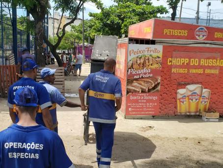 Taquara tem terceira ação especial de ordenamento da Prefeitura em janeiro