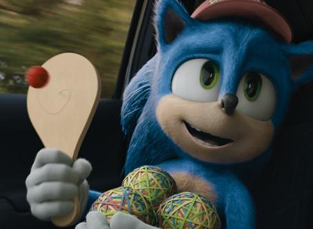 Paramount anuncia venda antecipada de ingressos de 'SONIC – O Filme'