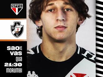 Pré-jogo: Vasco x São Paulo. Saiba onde assistir, possíveis escalações e arbitragem