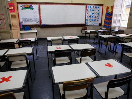 SME apresenta protocolos sanitários para retorno às aulas presenciais nas escolas municipais
