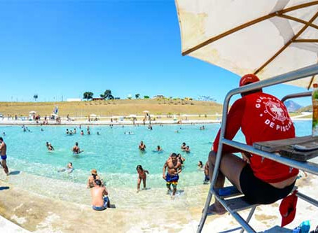 Complexo de Deodoro e Parque Olímpico da Barra reabrem nessa segunda-feira (28)