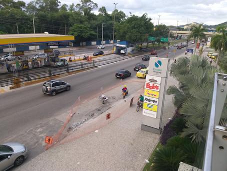 """EDITORIAL   Políticos brigam por """"paternidade"""" de obra paga com recurso privado em Sulacap"""