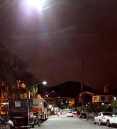 Jardim Sulacap tem primeira rua com instalação de lâmpadas de LED na iluminação pública