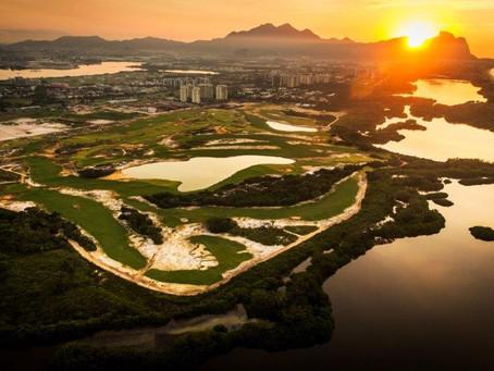 Campo Olímpico de Golfe mistura esporte, natureza e belas paisagens