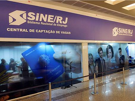 EMPREGOnews | 288 vagas oferecidas pela Sine, que tem agência no shopping Sulacap