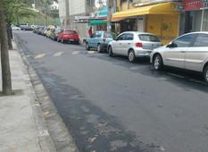 Entrada do bairro Sobral com risco de acidentes entre veículos