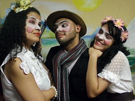 A Megerinha Domada no Teatro Armando Gonzaga em Marechal Hermes