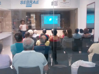 Shopping de Guadalupe promove semana especial de palestras do Sebrae/RJ