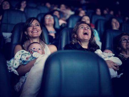Guadalupe terá sessões mensais do CineMaterna