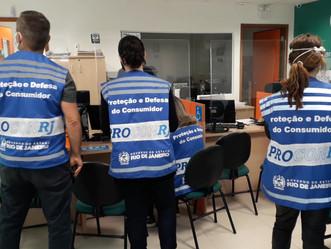 """Começa """"Mutirão de Conciliação"""" do Procon-RJ com as Instituições de ensino e alunos"""
