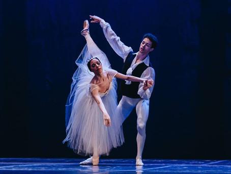 Cidade das Artes recebe pela primeira vez o ballet municipal