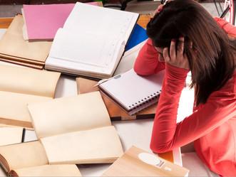 Dicas para o estudante driblar o esgotamento mental