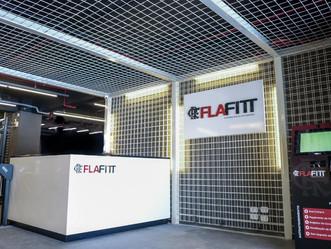 Com previsão de reinaugurar em maio, primeira academia Flafitt do Rio, no Shopping Sulacap