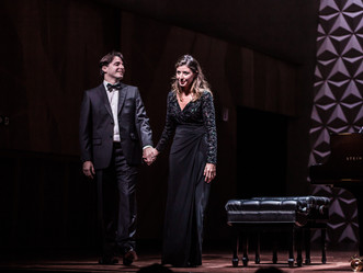 Duo Ama apresenta recital inovador na Zona Oeste