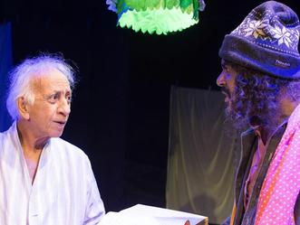 Flávio Migliaccio apresenta suas confissões em palco da Zona Oeste