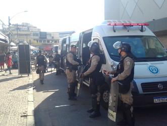 Prefeitura do Rio realiza ação especial de ordenamento urbano em Madureira