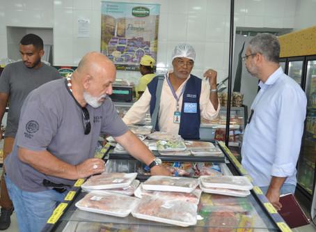 Vigilância Sanitária interdita mercearia em ação conjunta com a Polícia Civil