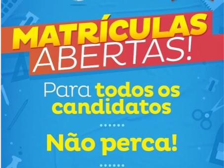 Segunda fase de pré-matrículas na rede estadual abre para todos os candidatos nesta quarta (27)
