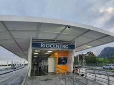Estação Riocentro do BRT reaberta nesse sábado (16)