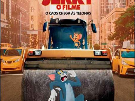 Tom & Jerry: O Filme estreia essa semana nos cinemas brasileiros