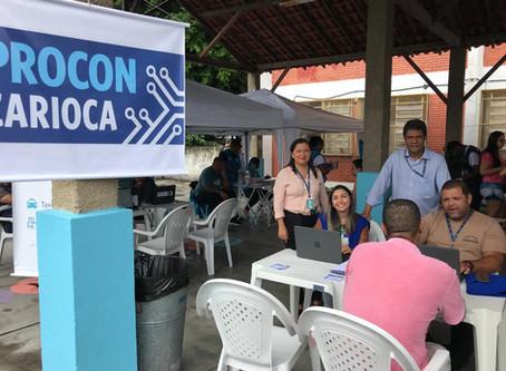 Procon Carioca atende até sábado em Bangu
