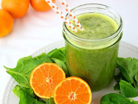 NUTRIÇÃOnews | Suco detox e seus benefícios