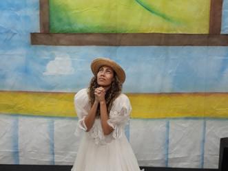 Shopping de Guadalupe anima a criançada com a peça 'Casamento na Roça'