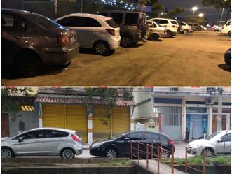 GM se pronuncia sobre carros parados irregularmente na Marechal Fontenelle e Carlos Pontes em Sulaca