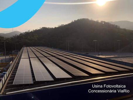 Jardim Sulacap terá primeira praça de pedágio com energia solar do Rio