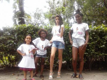 Projeto Roza Fahion promove desfile no Rio de Janeiro