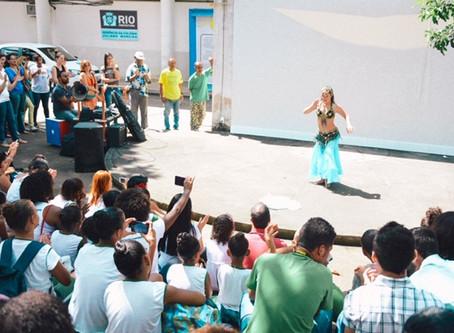 Sábado (26) tem a 3ª edição do Festival Ilumina Zona Oeste em Jacarepaguá