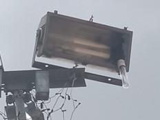 Prefeitura realiza vistoria na iluminação da Praça Mário Saraiva e detecta problemas