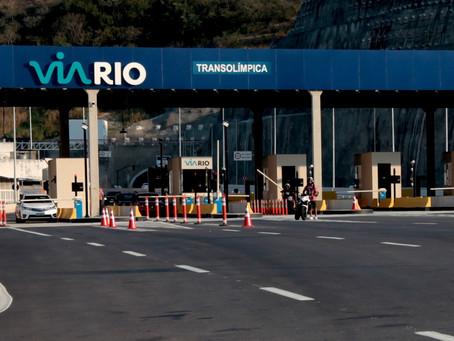 Valor do pedágio da Transolímpica poderá ser reduzido, afirma prefeitura