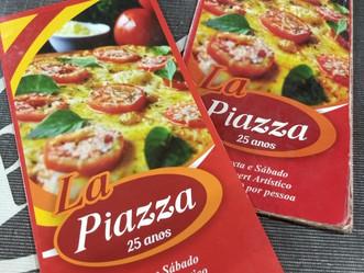 MENUnews  La Piazza: Petiscos muito saborosos por um precinho camarada